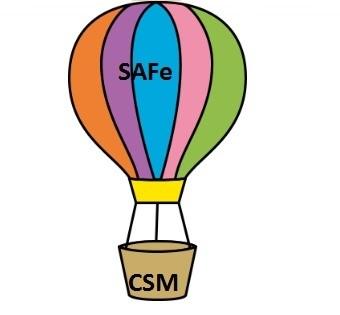 SAFe or CSM