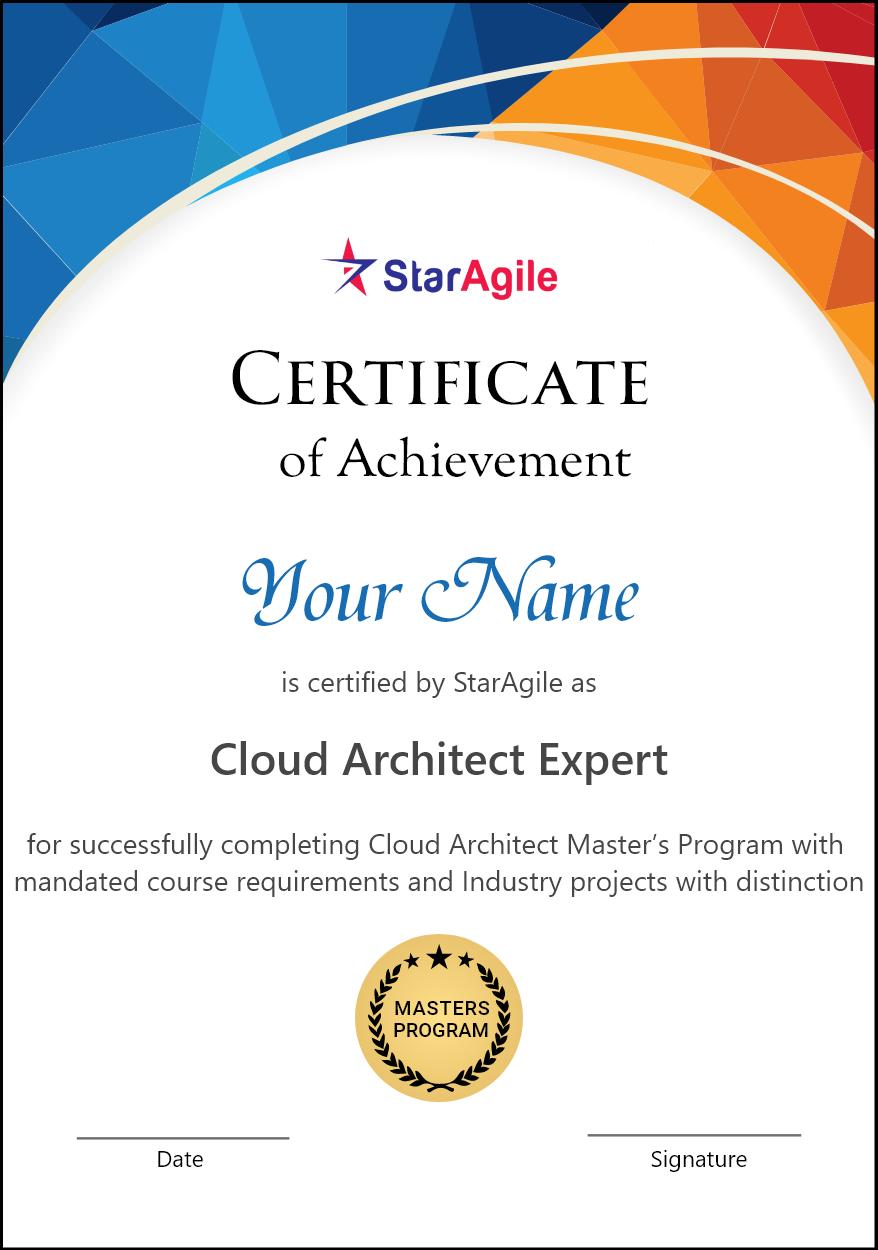 Data Scientist certificate